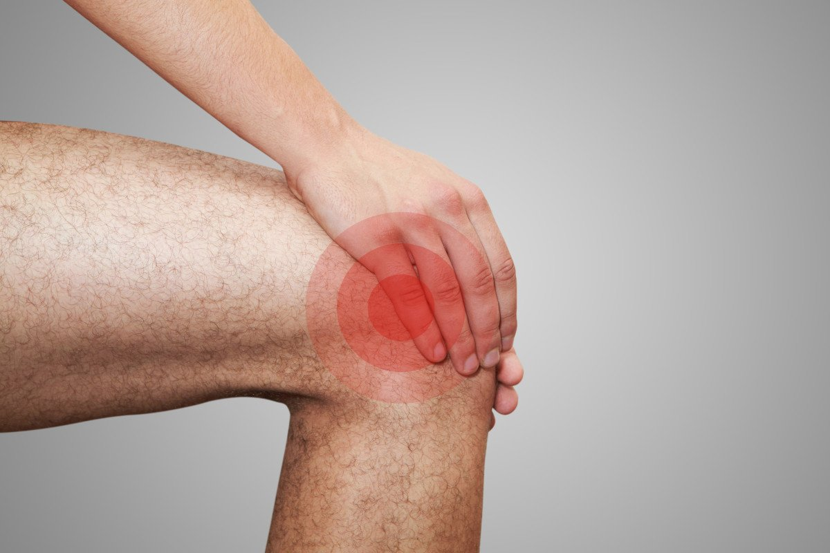 knee pain symptoms